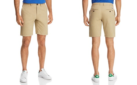SURFSIDESUPPLY Twill Regular Fit Shorts - Bloomingdale's_2
