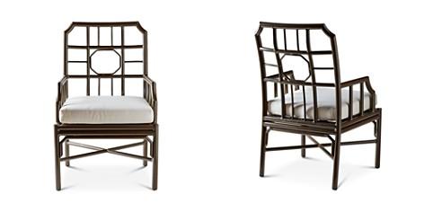 Selamat Designs 4-Season Regeant Outdoor Arm Chair with Cushion - Bloomingdale's_2