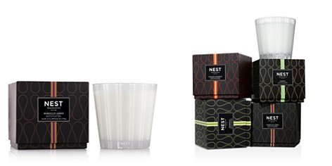 NEST Fragrances Moroccan Amber Luxury 4-Wick Candle - Bloomingdale's_2
