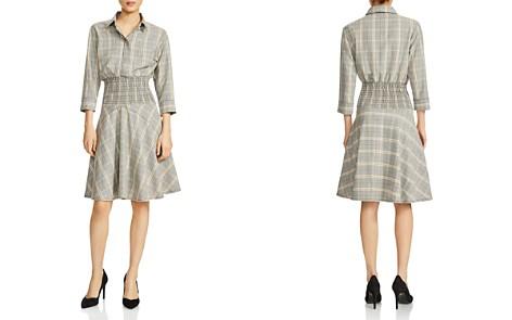 Maje Resha Plaid Shirt Dress - Bloomingdale's_2