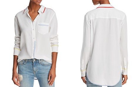 Equipment Reese Silk Shirt - Bloomingdale's_2