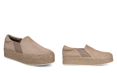 Vince Women's Wilden Suede Espadrille Platform Slip-On Sneakers - Bloomingdale's_2