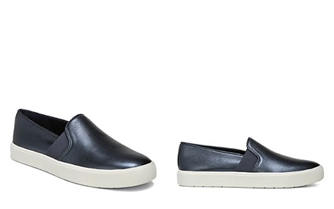 Vince Women's Blair Leather Slip-On Sneakers - 100% Exclusive - Bloomingdale's_2