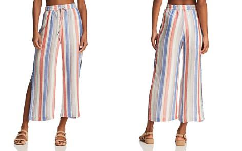 Red Carter Striped Deck Pants - Bloomingdale's_2