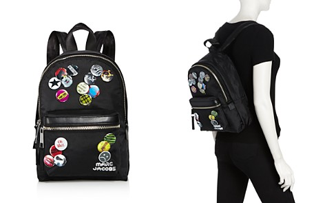 MARC JACOBS Trek Pack Badges Medium Backpack - Bloomingdale's_2