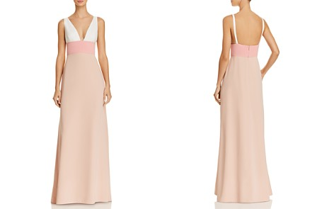 Jill Jill Stuart Color Block Gown - 100% Exclusive - Bloomingdale's_2