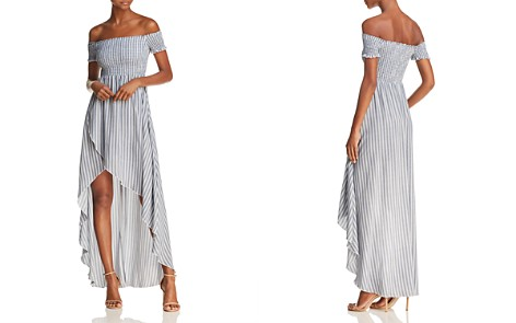 Show Me Your MuMu Willa Off-the-Shoulder Maxi Dress - Bloomingdale's_2