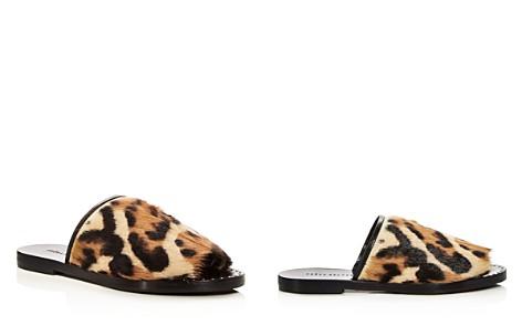 Freda Salvador Women's Pure Jaguar Print Slide Sandals - Bloomingdale's_2