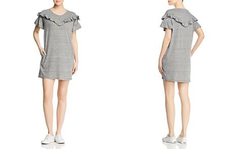 PAIGE Adalie Ruffled Sweatshirt Dress - Bloomingdale's_2