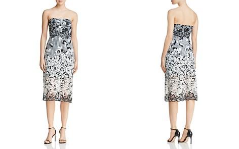 Sam Edelman Strapless Gingham Dress - Bloomingdale's_2