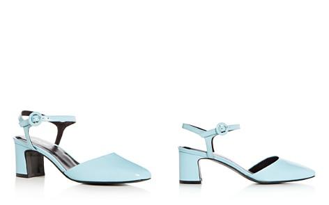 Carel Women's Patent Leather Block Heel Pumps - Bloomingdale's_2