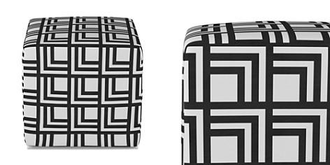 Sparrow & Wren Kobi Cube Ottoman - 100% Exclusive - Bloomingdale's_2