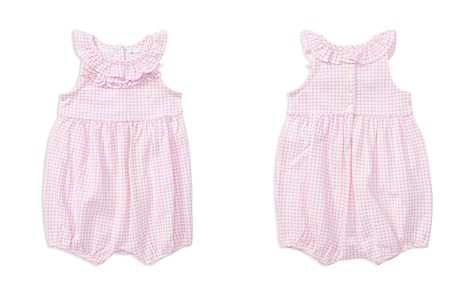 Ralph Lauren Girls' Ruffled Gingham Bubble - Baby - Bloomingdale's_2