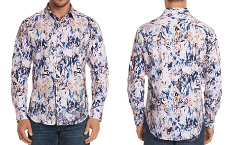 Robert Graham Jardin Abstract Classic Fit Button-Down Shirt - Bloomingdale's_2