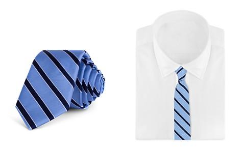 Bloomingdale's Boys Boys' Striped Tie - 100% Exclusive_2