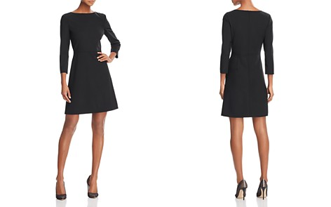 Theory Kamillina Stretch-Wool Dress - Bloomingdale's_2