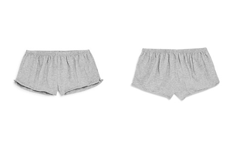 CHASER Girls' Flounce Jersey Shorts - Little Kid, Big Kid - Bloomingdale's_2