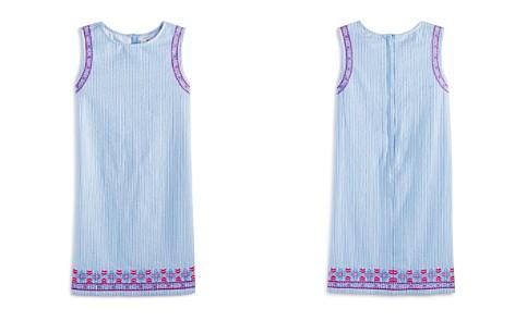 Vineyard Vines Girls' Embroidered Seersucker Dress - Big Kid - Bloomingdale's_2