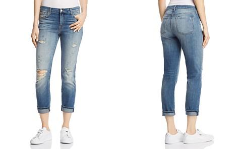 J Brand Johnny Boyfriend Jeans in Angeles - Bloomingdale's_2