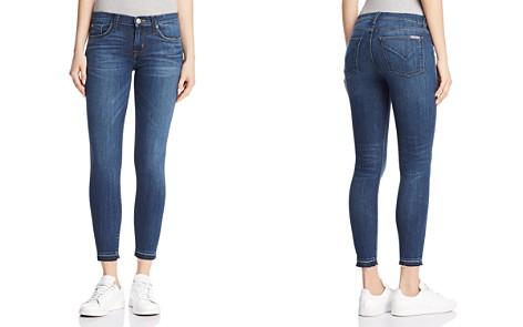 Hudson Krista Crop Skinny Jeans in Dream On - Bloomingdale's_2