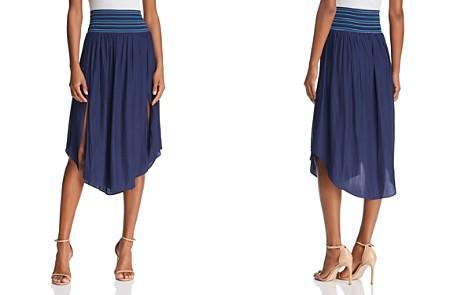 Ramy Brook Trisha Slit-Front Skirt - Bloomingdale's_2