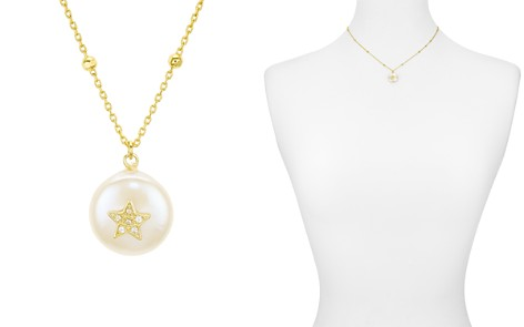 """Argento Vivo Star Mother-of-Pearl Pendant Necklace, 16"""" - Bloomingdale's_2"""