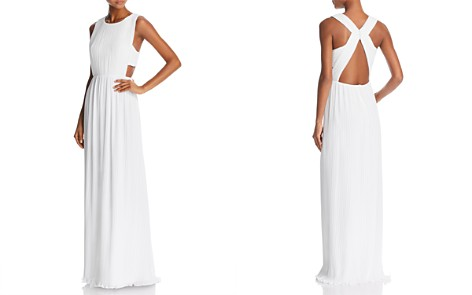 White Prom Dresses | Bloomingdale\'s