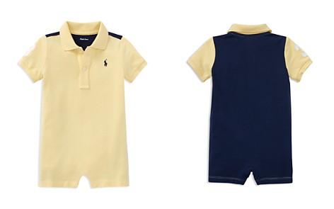 Ralph Lauren Boys' Contrast Polo Shortall - Baby - Bloomingdale's_2
