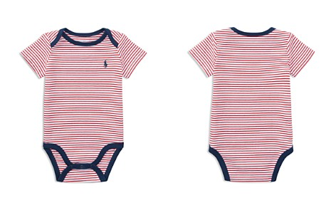 Ralph Lauren Boys' Striped Bodysuit - Baby - Bloomingdale's_2