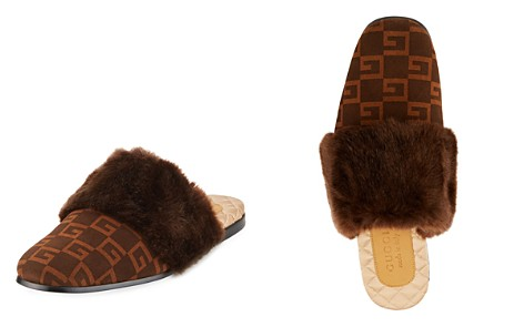 Gucci Square G Slippers - Bloomingdale's_2