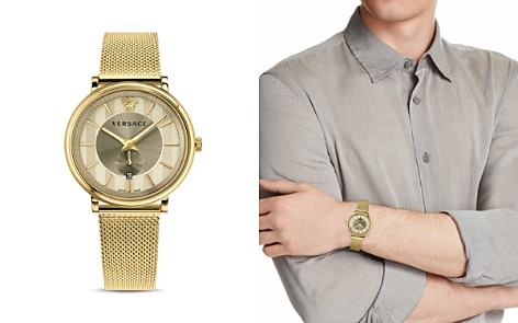Versace Ivory Manifesto Edition Watch, 42mm - Bloomingdale's_2