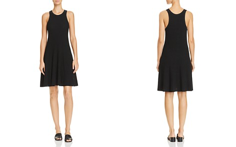 Theory Ottoman Knit Dress - Bloomingdale's_2