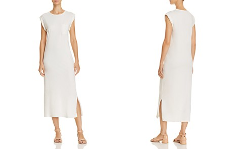 Theory Muscle Tee Midi Dress - Bloomingdale's_2