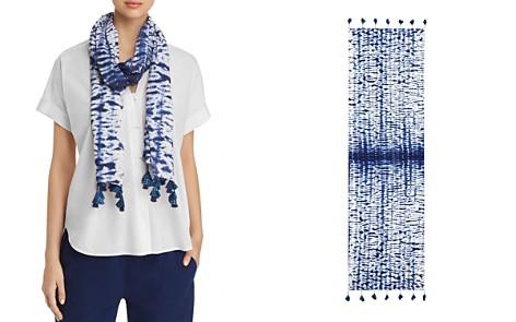 Eileen Fisher Tie-Dye Printed Scarf - Bloomingdale's_2