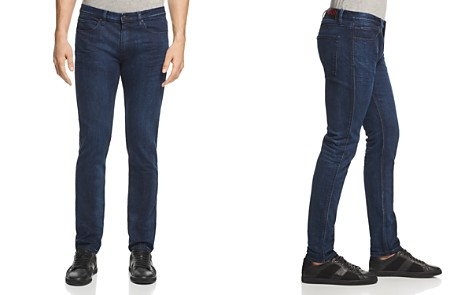 HUGO 734 Super Slim Fit Jeans in Dark Blue - Bloomingdale's_2