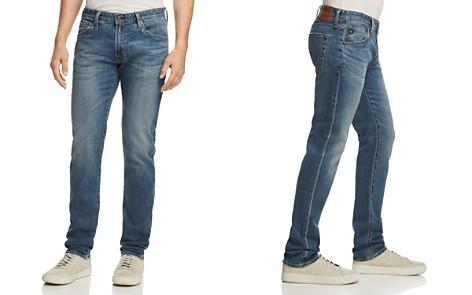 AG Tellis Slim Fit Jeans in Grasslands - Bloomingdale's_2