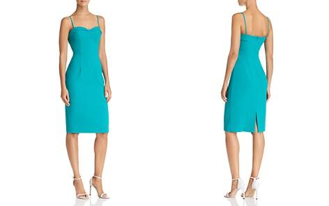 Black Halo Clover Sheath Dress - Bloomingdale's_2