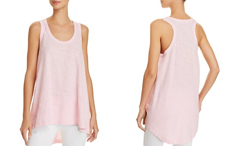 Wilt High/Low Racerback Tank - Bloomingdale's_2