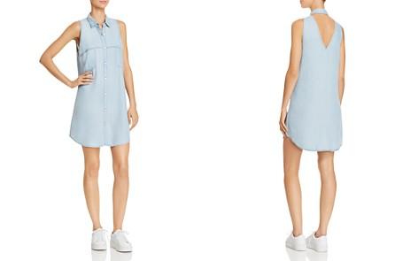 BB DAKOTA Brantley Cutout Chambray Shirt Dress - Bloomingdale's_2