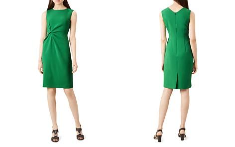 HOBBS LONDON Mari Twist-Detail Dress - Bloomingdale's_2