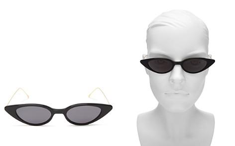Illesteva Marianne Cat Eye Sunglasses, 48mm - Bloomingdale's_2