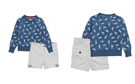 Sovereign Code Boys' Lobster Sweatshirt & Shorts Set - Baby - Bloomingdale's_2