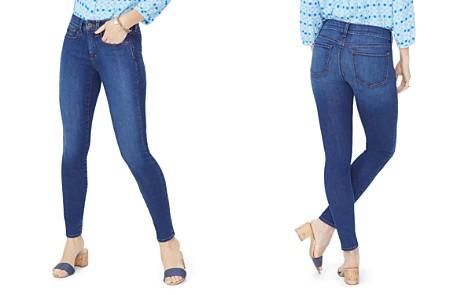 NYDJ Petites Ami Skinny Legging Jeans in Cooper - Bloomingdale's_2
