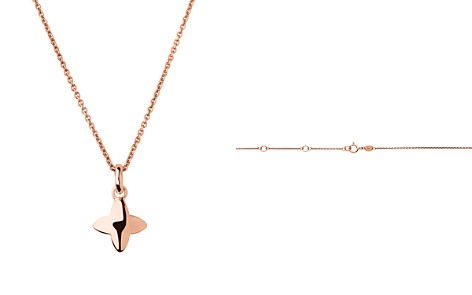 "Links of London Splendour Four-Point Star Necklace, 17.7"" - Bloomingdale's_2"