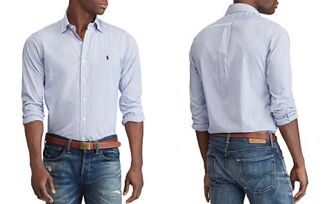 Polo Ralph Lauren Poplin Classic Fit Button-Down Shirt - Bloomingdale's_2