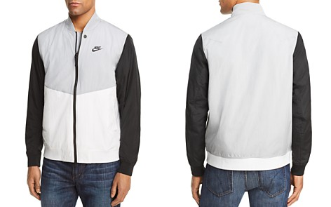 Nike Varsity Color-Block Bomber Jacket - Bloomingdale's_2