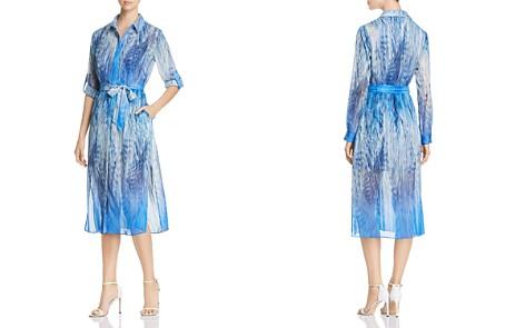 T Tahari Millie Printed Shirt Dress - Bloomingdale's_2