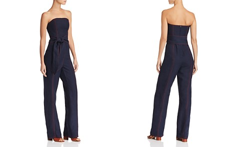 C/MEO Collective Confessions Strapless Jumpsuit - 100% Exclusive - Bloomingdale's_2