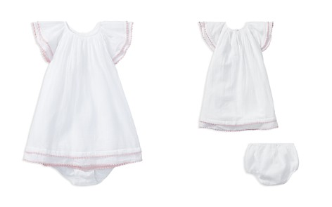 Ralph Lauren Girls' Cotton Gauze Boho Dress & Bloomers Set - Baby - Bloomingdale's_2