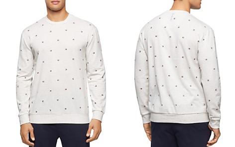 Tommy Hilfiger Logo Loungewear Crewneck Sweatshirt - Bloomingdale's_2